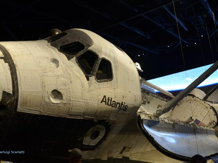Atlantis - Kennedy Space Center