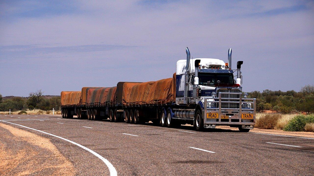 Lasseter Hightway - Outback australiano