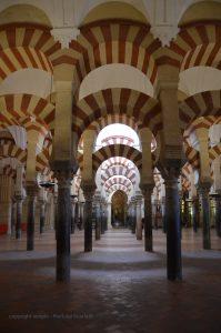 Interno della Mezquita