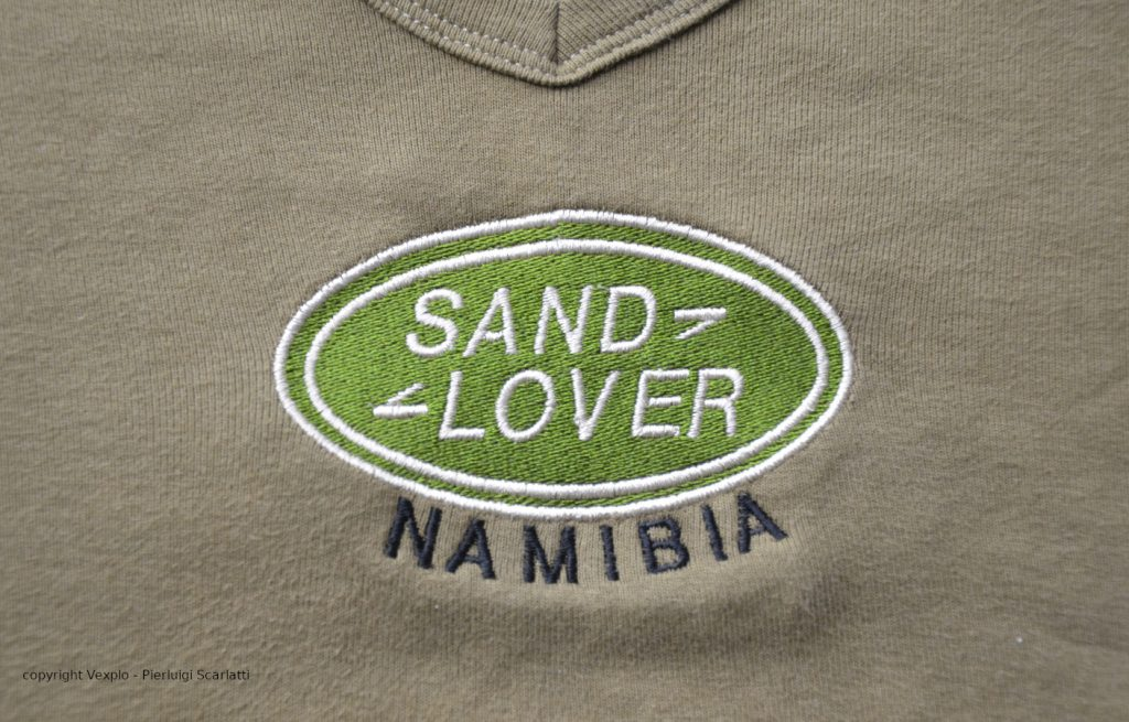 Send Lover - Namibia