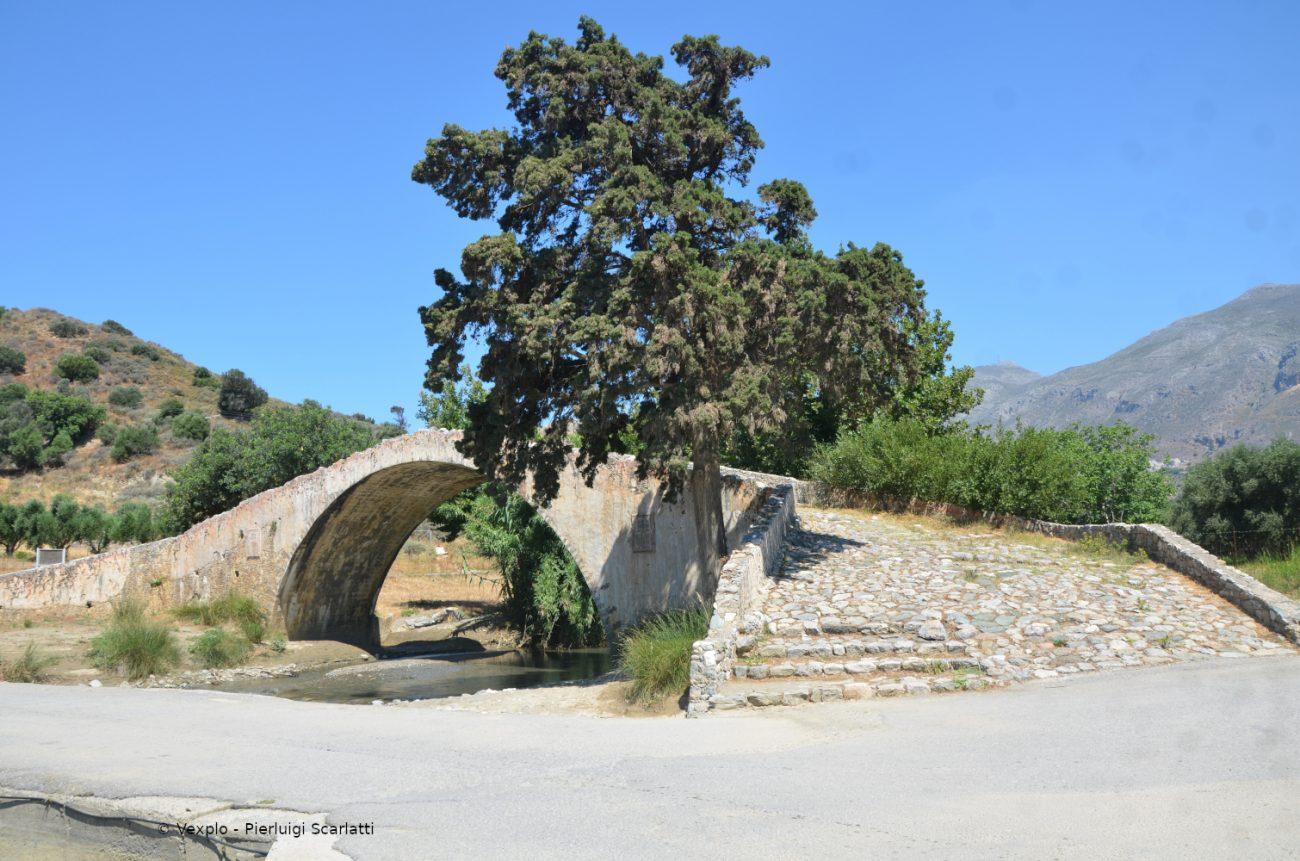 Creta - vecchio ponte