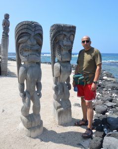 Pu'uhonua o Honaunau - Hawaii