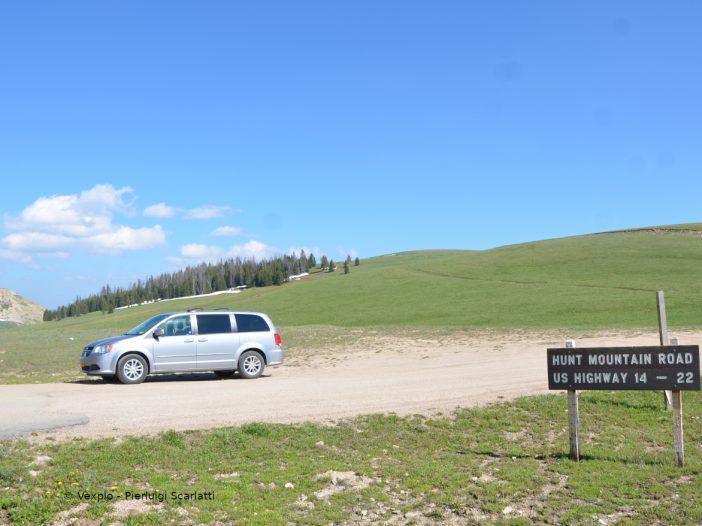 Verso Yellowstone