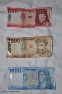 Banconote di fiorini ungheresi