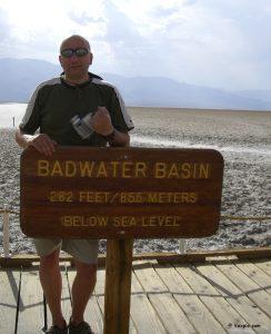 Bad Water - Death Valley