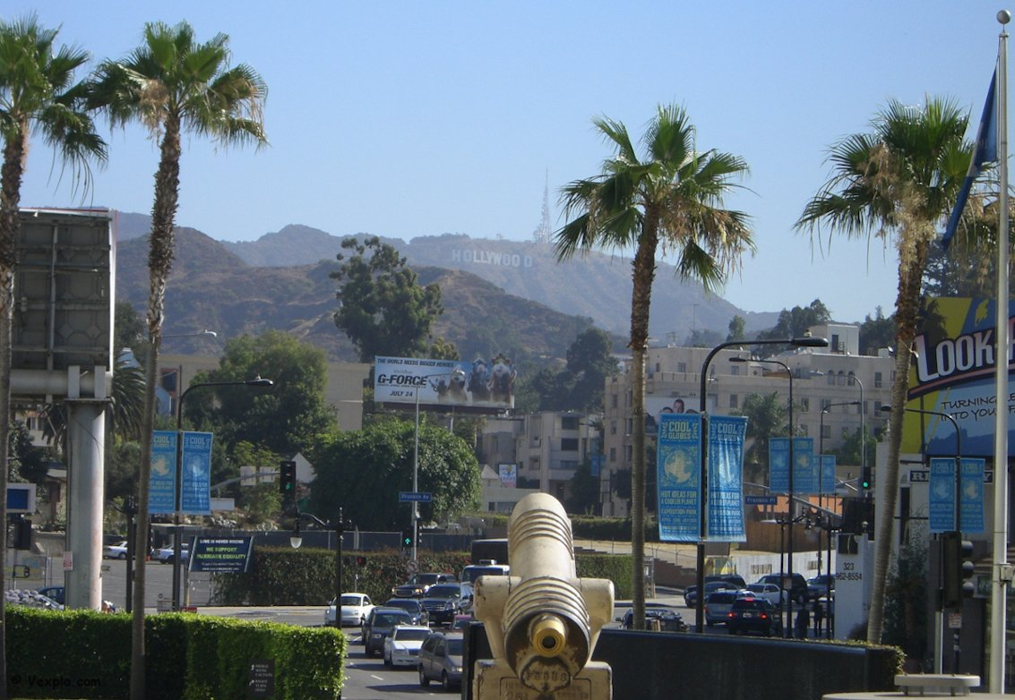 Collina di Hollywood