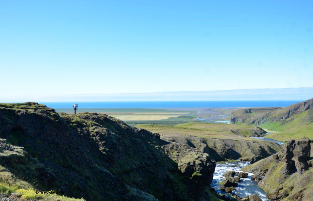 Il Sentiero Fimmvörðuháls