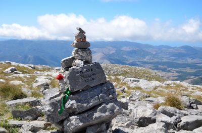 Cima del Monte Pollino