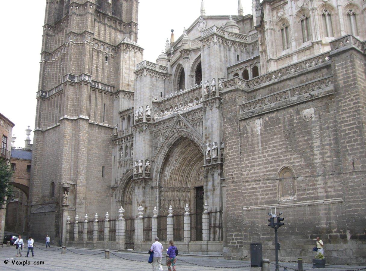 Cattedrale di Toledo.