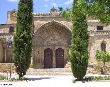 Ubeda: Portale della Iglesia de San Pablo