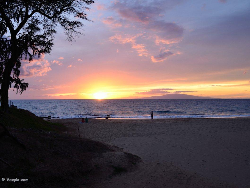 Maui - tramonto