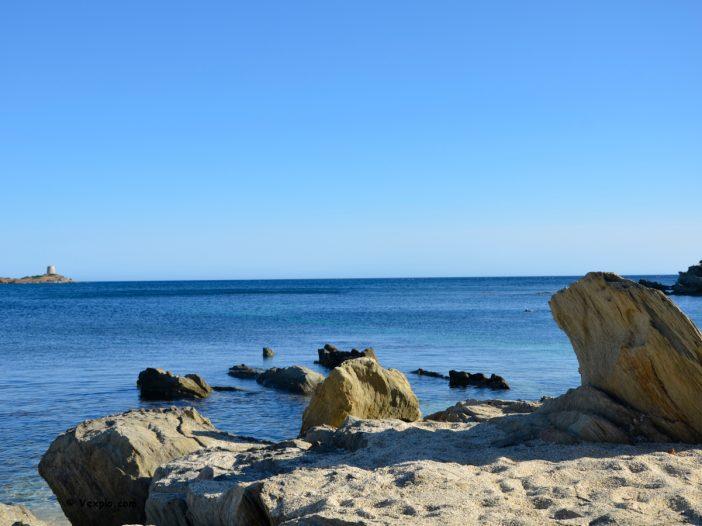 Dove andare al mare in Sardegna. La costa a sud di Teulada.