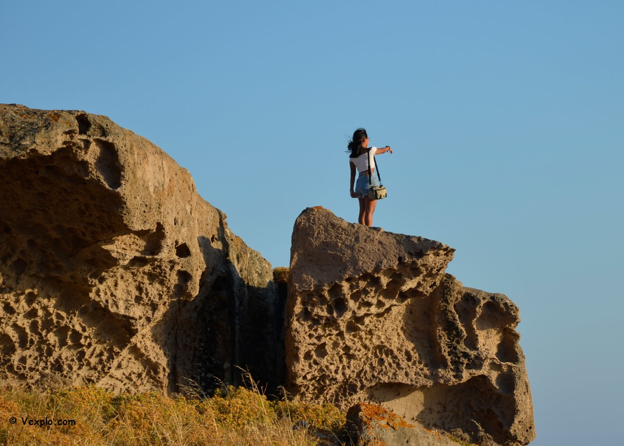 Rocce a Torre Argentina.