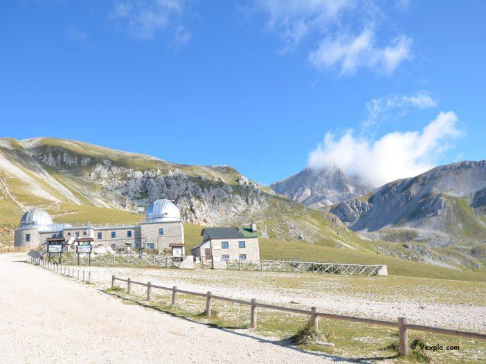 Scalata del Gran Sasso - panoramica.